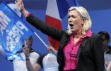 Sondage: Marine Le Pen largement en tête dans tous les cas de figure au premier tour. L'écart se creuse