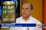 La Chine est menacée par le virus Ebola, met en garde le Dr Peter Piot