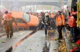 Bruxelles en proie aux violences lors d'une manifestation syndicale