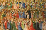 Toussaint, la fête de tous les Saints