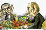 Poutine invincible ? De capitale en capitale il abat son jeu !
