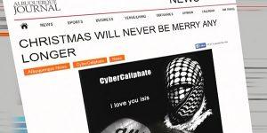 ISIS_hack-Albuquerque-Journal