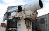 Armes laser de la marine américaine