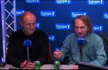"""Houellebecq, sioniste, juge aussi le Christ """"très antipathique"""""""