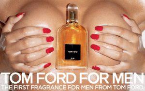 """Voici une des réalisations publicitaires relativement """"soft"""" parmi le """"porno chic"""" signé Tom Ford"""