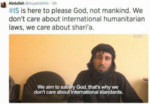 ISIS Sharia