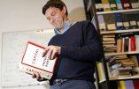 Un économiste français en vogue, Thomas Piketty, refuse la Légion d'honneur!