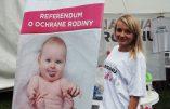 Slovaquie : un référendum pour défendre la Famille le 7 février
