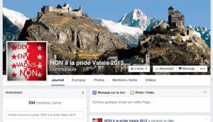 page-facebook-Non-pride-Valais