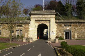Caserne de Rosny-sous-bois