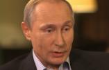 """Vladimir Poutine prophète en 2012: """"Ils recherchent même quelqu'un pour le transformer en martyr"""""""