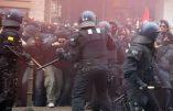 350 arrestations en marge de l'inauguration de la BCE à Francfort