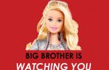 Big Brother prend la forme d'une poupée Barbie