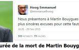 La bourde de l'AFP qui annonce erronément la mort de Bouygues