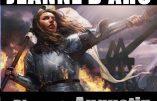 Le 10 mai, tous avec Jeanne d'Arc