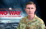 Immigration – En Australie, c'est l'armée qui donne le ton et prévient les immigrés qu'ils ne sont pas les bienvenus