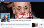 L'humoriste Jean Roucas, à son tour bâillonné – Vers la dictature du politiquement correct