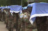 La base de l'ONU attaquée par un kamikaze