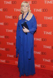 Marine Le Pen superstar, défile à New York parmi les 100 personnalités les plus influentes du monde