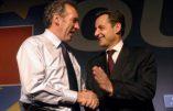"""""""Bayrou, c'est comme le sida…"""" – Sarkozy dément et dépose plainte contre """"Le Parisien"""""""