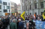 PEGIDA Vlaanderen manifestera devant un salon musulman d'Anvers