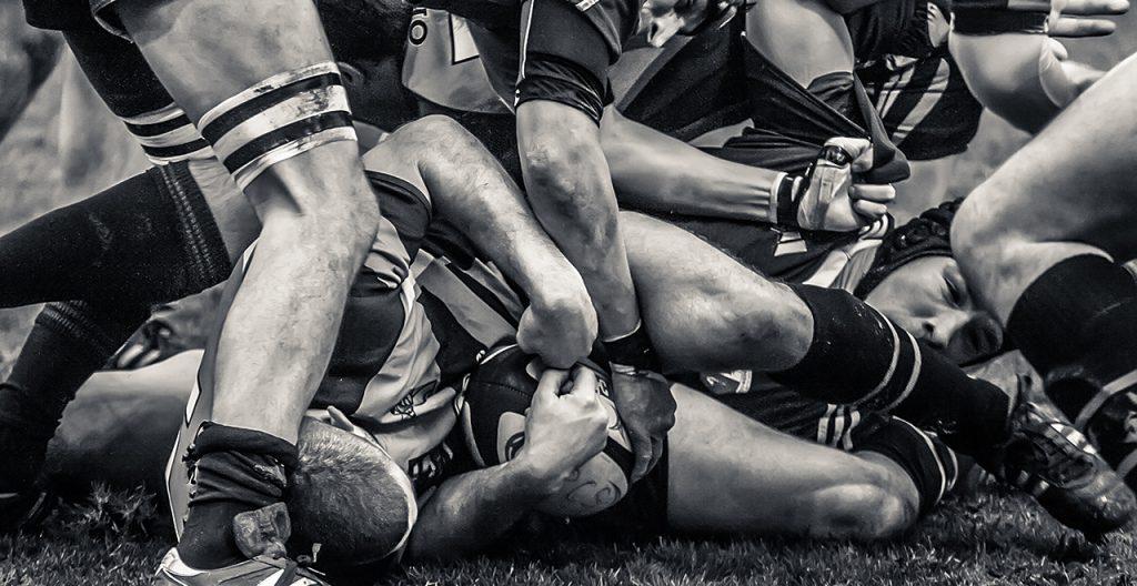 Scrum in Rugby
