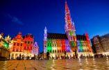 """Gay Pride à Bruxelles contre la norme de """"l'homme blanc hétérosexuel"""""""