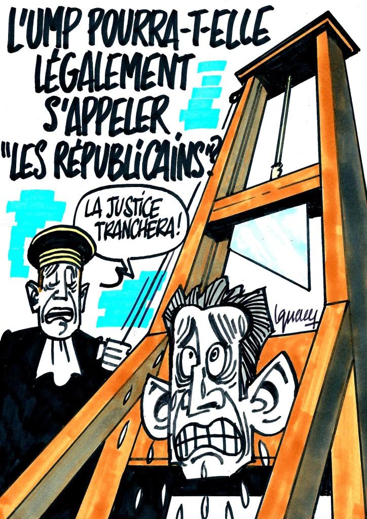 """Ignace - L'UMP peut-elle s'appeler """"Les Républicains"""" ?"""