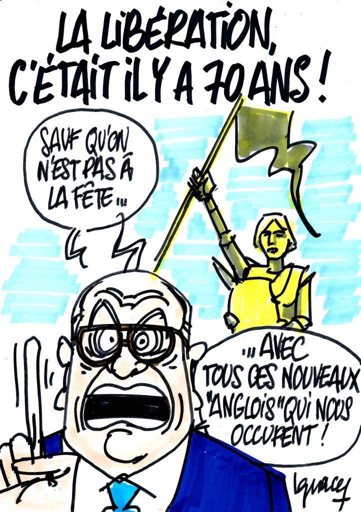 Ignace - La Libération du 8 mai 1945