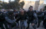 Journalistes russes molestés durant la marche des colons à Jérusalem