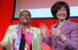 Christiane Taubira et Jean-Paul Gaultier étaient à Bruxelles pour un 1er mai socialo-LGBT