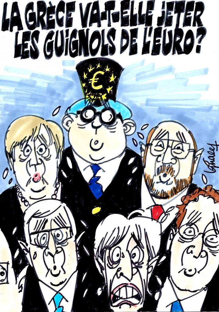 Ignace - Référendum grec sur l'Euro