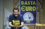 """""""Remettez en cause l'Union Européenne"""", conseille Matteo Salvini à Alexis Tsipras"""