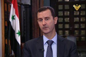 Bachar el-Assad-