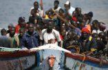 Explosion migratoire : 250 000 migrants prêts au départ de Libye pour l'Italie
