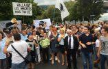 """Les Corses manifestent contre l'immigration : J.F. Baccarelli, meneur de l'Alliance écologiste s'attaque au """"choc des civilisations"""""""
