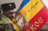 Force impressionnante du Donbass: Vidéo du départ des cosaques du Don partis se battre en Novorossiya