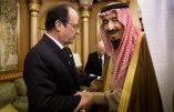 Hollande complice objectif des islamistes