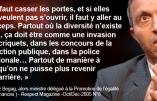 """15 millions de musulmans en France"", selon Azouz Begag !"