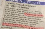 Le cadeau d'Alexis Tsipras à François Hollande