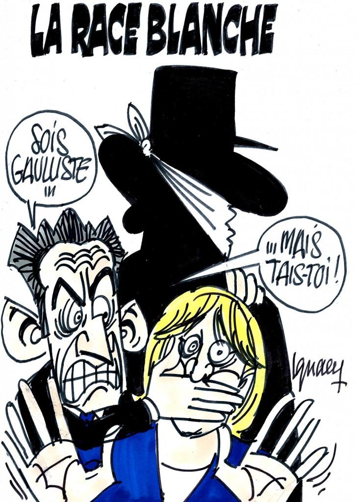 Ignace - De Gaulle et la race blanche