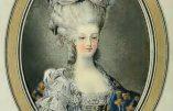 La Reine Marie-Antoinette assassinée il y a 225 ans