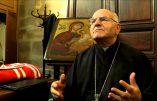 """L'archevêque d'Alep salue l'intervention militaire russe en Syrie et remercie Vladimir Poutine qui """"sert la cause des chrétiens"""""""