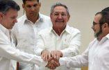 Un cessez le feu définitif entre la Colombie et les FARC prévu pour janvier 2016