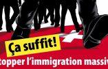 L'immigration influence le vote suisse : l'UDC triomphe et s'impose comme le premier parti