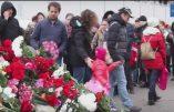 Les Moscovites s'associent en foule à la douleur de la France – vidéo