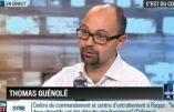 """Le politologue Thomas Guénolé a été viré de RMC """"suite à des pressions du ministère de l'Intérieur"""" Vidéo + audio"""
