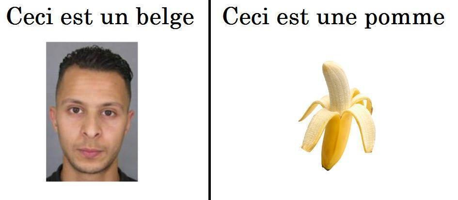 ceci est un belge