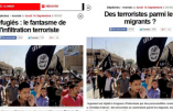 Des terroristes parmi les migrants ? France Inter corrige rétroactivement ses articles
