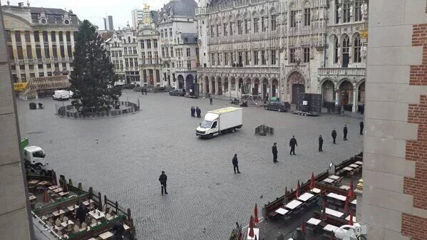 grand'place bxl